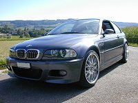 BMW E46 M3 SMG II (12. August 2001)