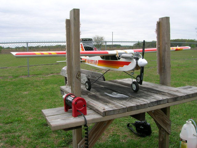 Avistar 40 with MonoKote